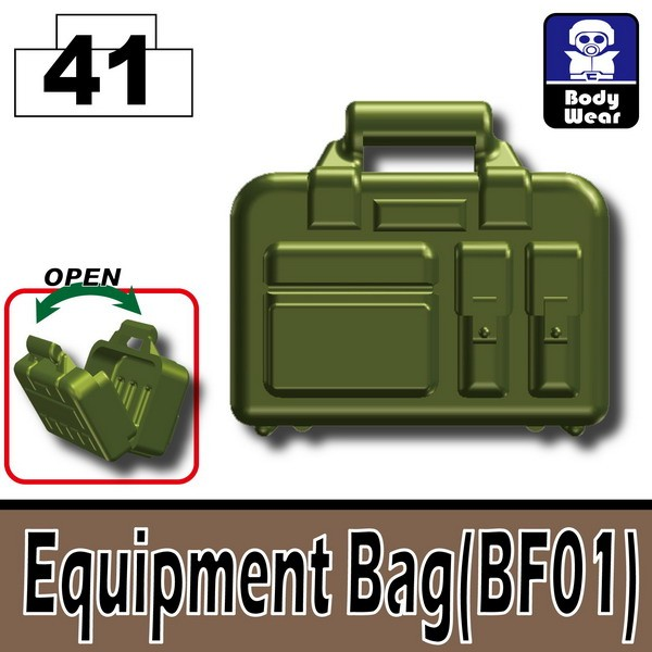 Tank Green_Equipment Bag(BF01)