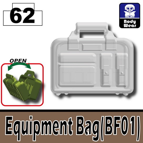 Translucent_Equipment Bag(BF01)