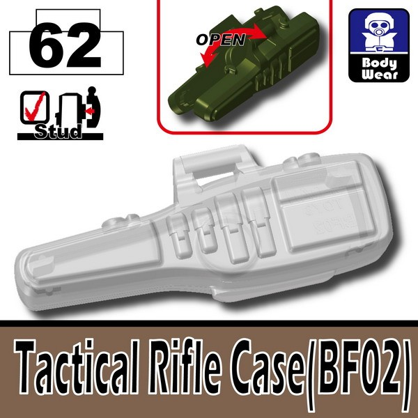 Translucent_Tactical Rifle Case(BF02)