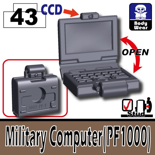 Dark Blue Gray_Military Computer(PF1000)