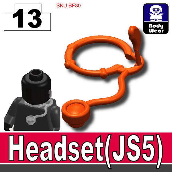 (13)Red_Headset(JS5)