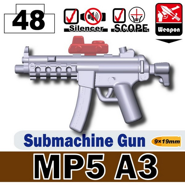 Light Silver_MP5A3