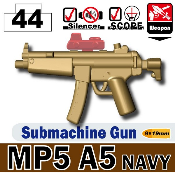 Dark Tan-2_MP5A5 NAVY