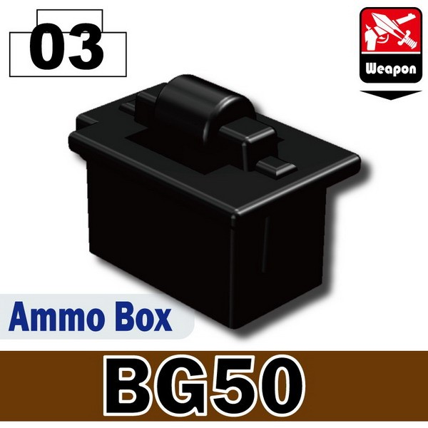 Black_Ammo Box(BG50)