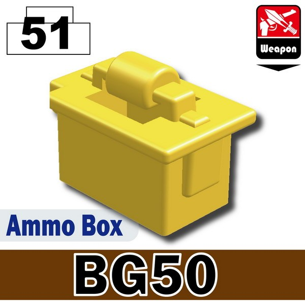 Gold_Ammo Box(BG50)