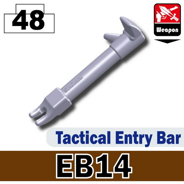 Light Silver_Tactical Entry Bar(EB14)