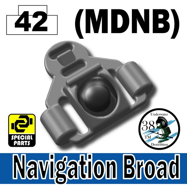 Iron Black_Navigation Broad(MDNB)