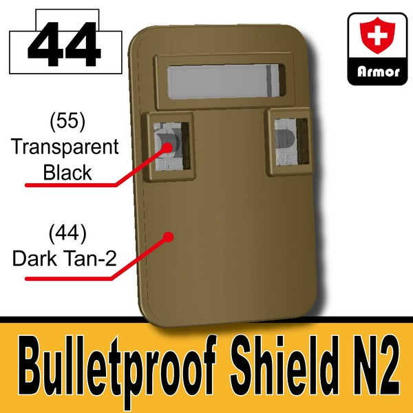 Dank Tan-2_Bulletproof Shield (N2)
