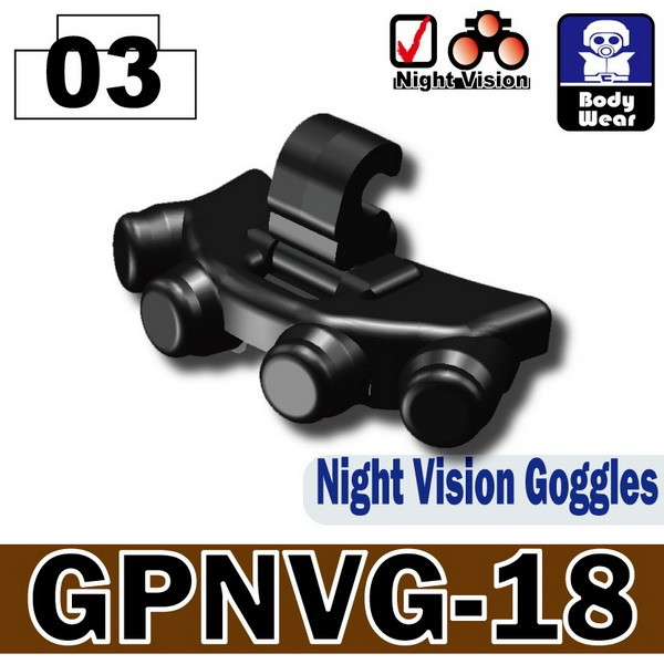 Black_Night Vision(GPNVG-18)