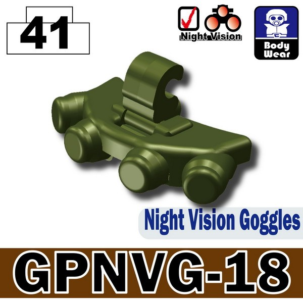 Tank Green_Night Vision(GPNVG-18)