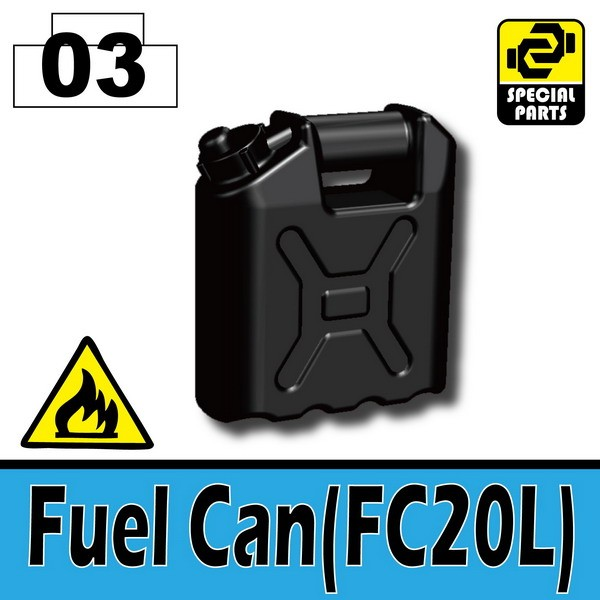 Black_Fuel Can(FC20L)