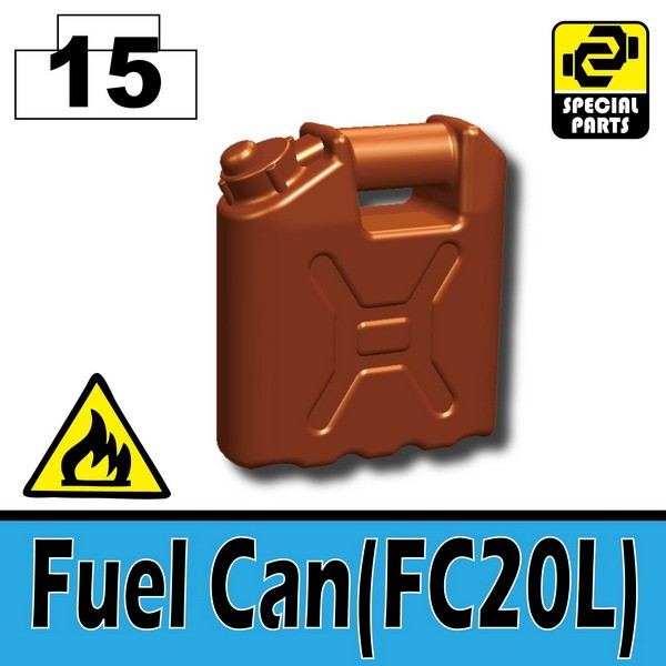 Brown_Fuel Can(FC20L)
