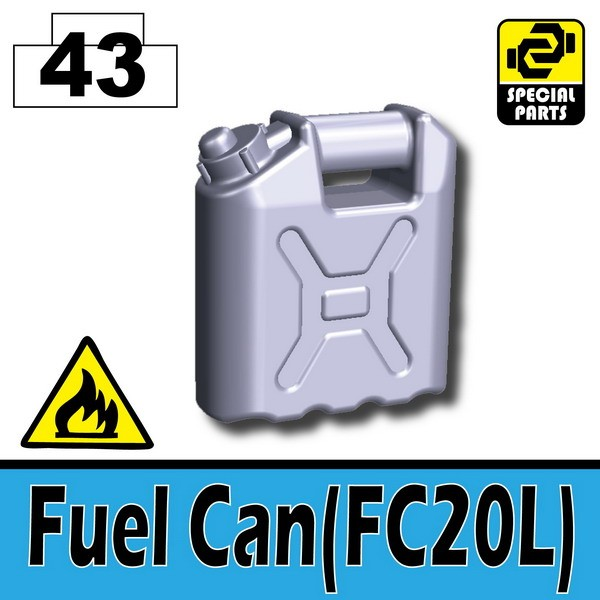 Dark Blue Gray_Fuel Can(FC20L)