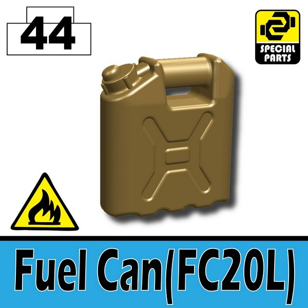 Dark Tan_Fuel Can(FC20L)