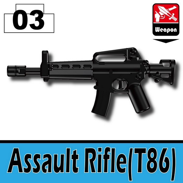 Black_Assault Rifle(T86)