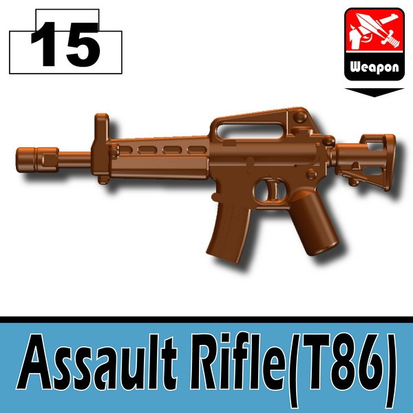 Brown_Assault Rifle(T86)