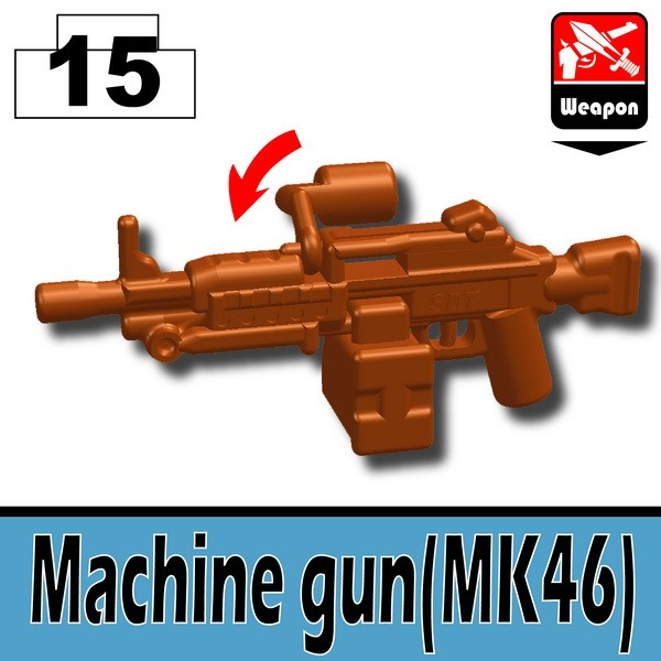 Brown_Machine gun(MK46)