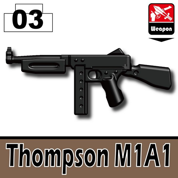 Black_Thompson M1A1