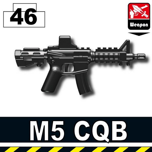 Pearl Dark Black_M5 CQB