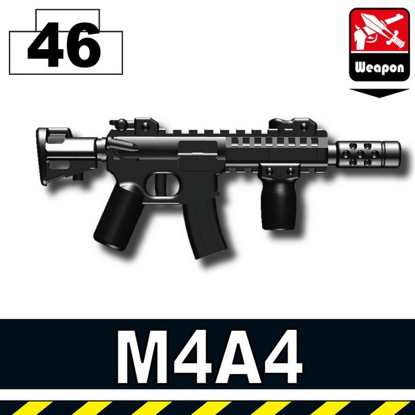 Pearl Dark Black_M4A4