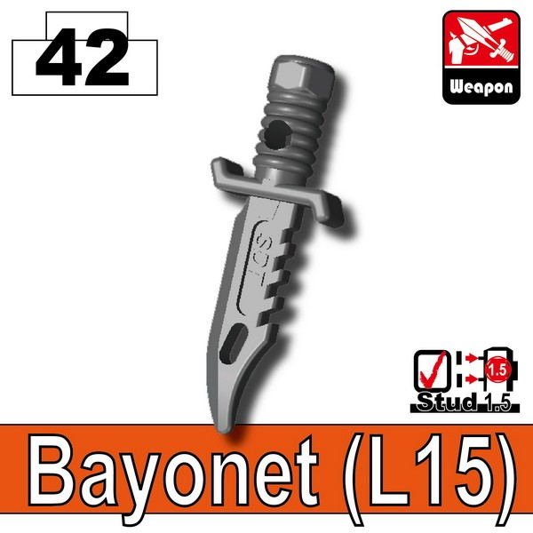 Iron Black_Bayonet L15