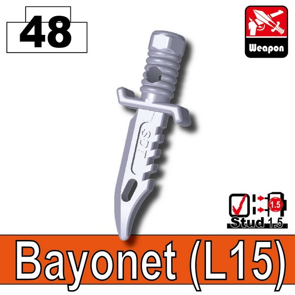 Light Silver_Bayonet L15