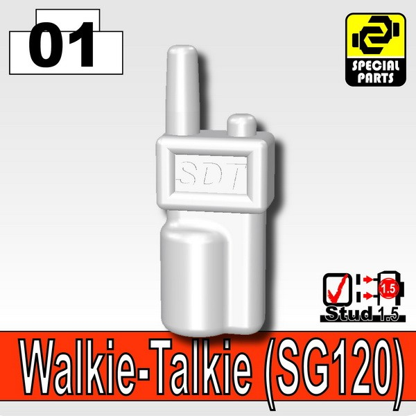 White_Walkie-Talkie(SG120)