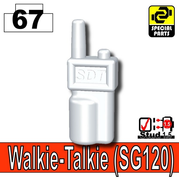 Cold White_Walkie-Talkie(SG120)