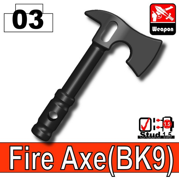 Black_Fire Axe(BK9)