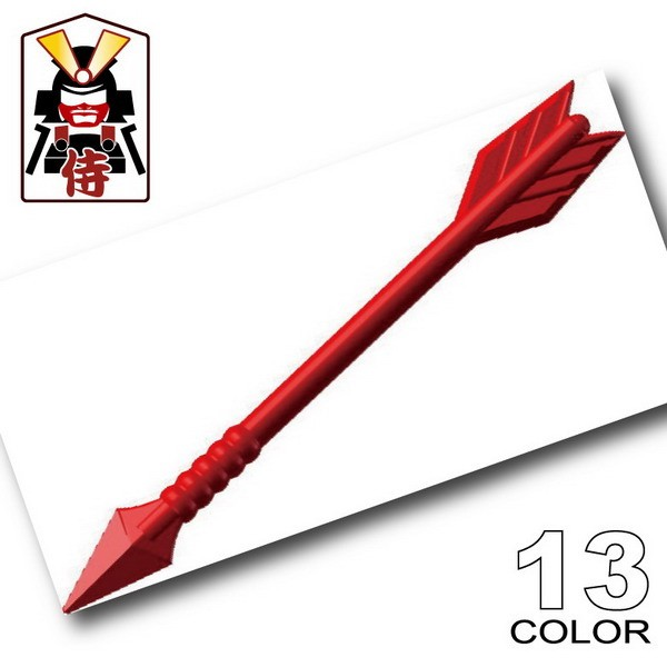 Samurai Arrow -Red