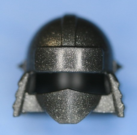 Ninja Headgear (A) -Metallic Speckle Silver