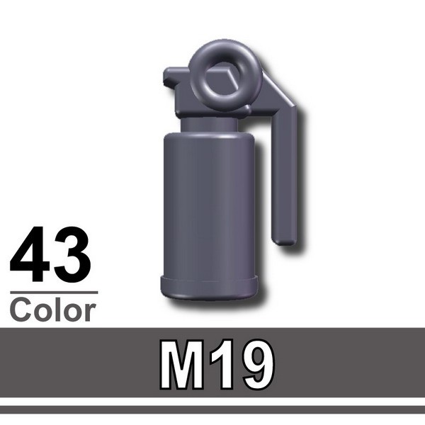 Dark Blue Gray_M19