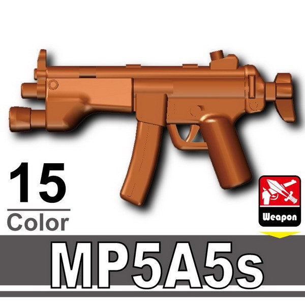 Brown_MP5A5s