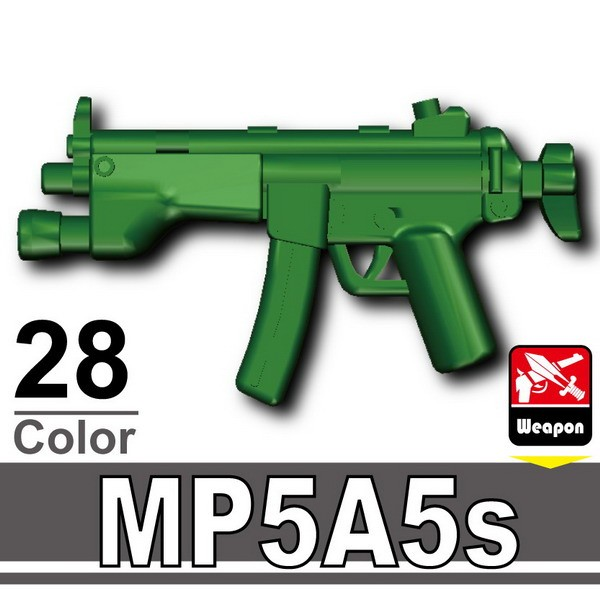 Dark Green_MP5A5s