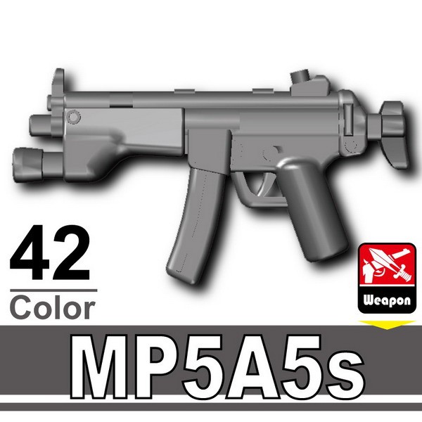 Iron Black_MP5A5s