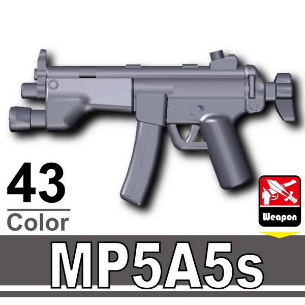 Dark Blue Gray_MP5A5s