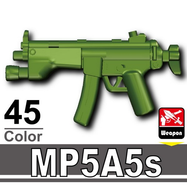 Iron Green_MP5A5s