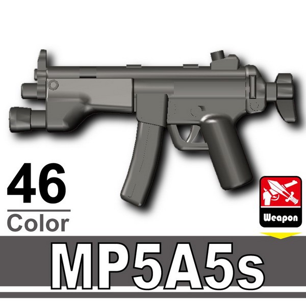 Pearl Dark Black_MP5A5s