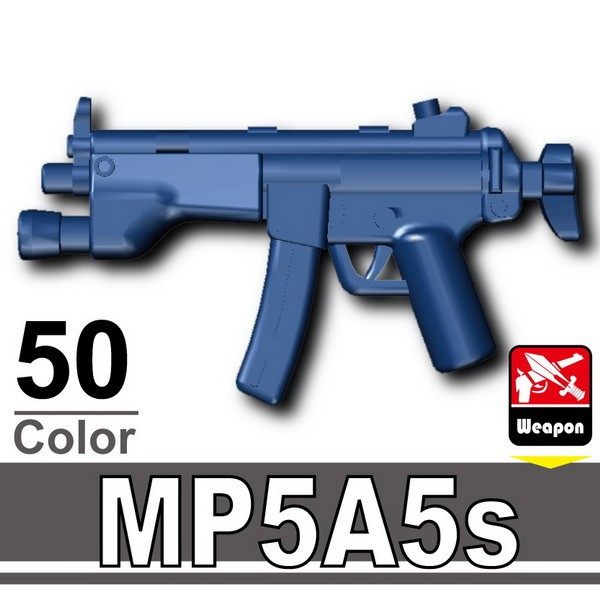 Dark Blue_MP5A5s