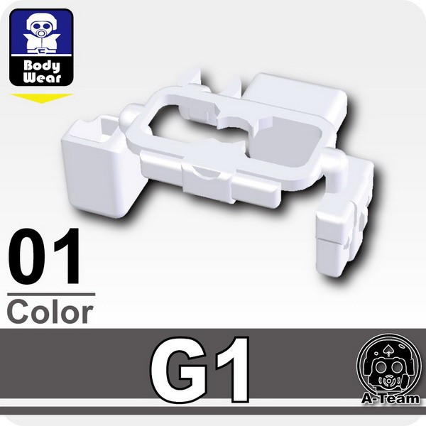 White_Tactical Belt(G1)