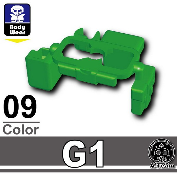 Green_Tactical Belt(G1)