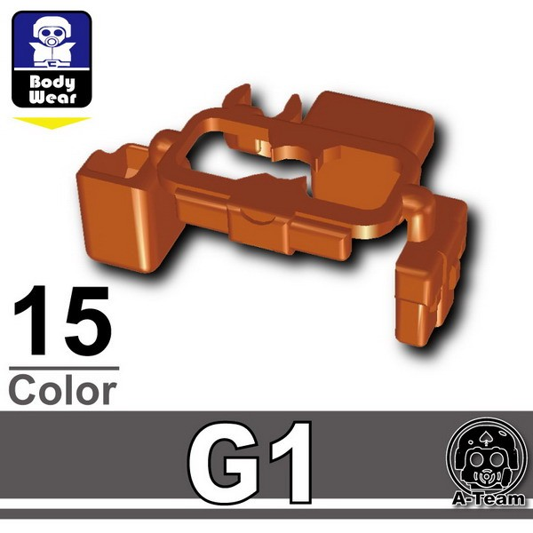Brown_Tactical Belt(G1)