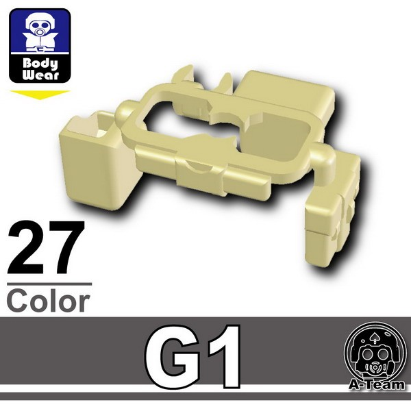 Tan_Tactical Belt(G1)