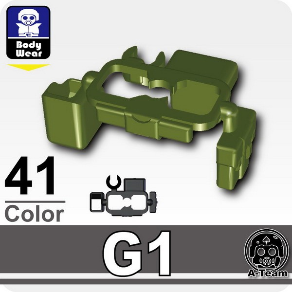Tank Green_Tactical Belt(G1)