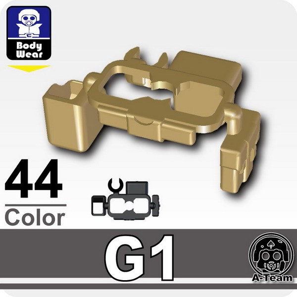 Dark Tan-2_Tactical Belt(G1)