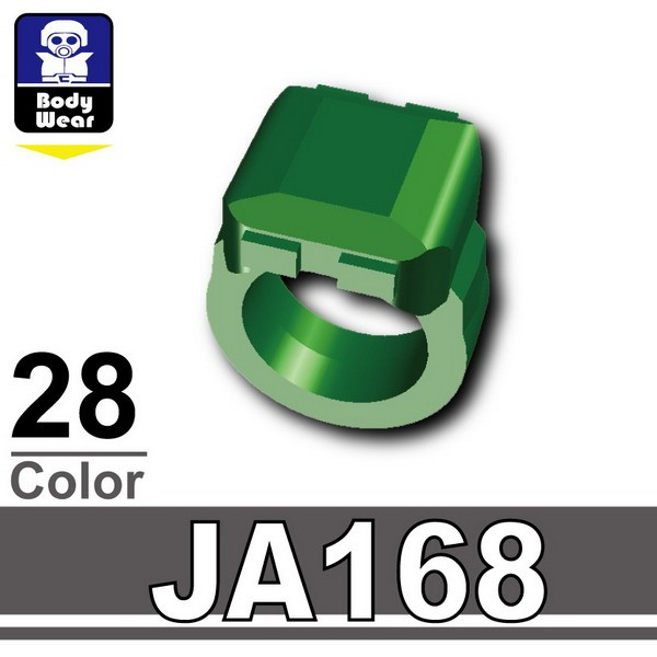 Dark Green_Watch(JA-168)