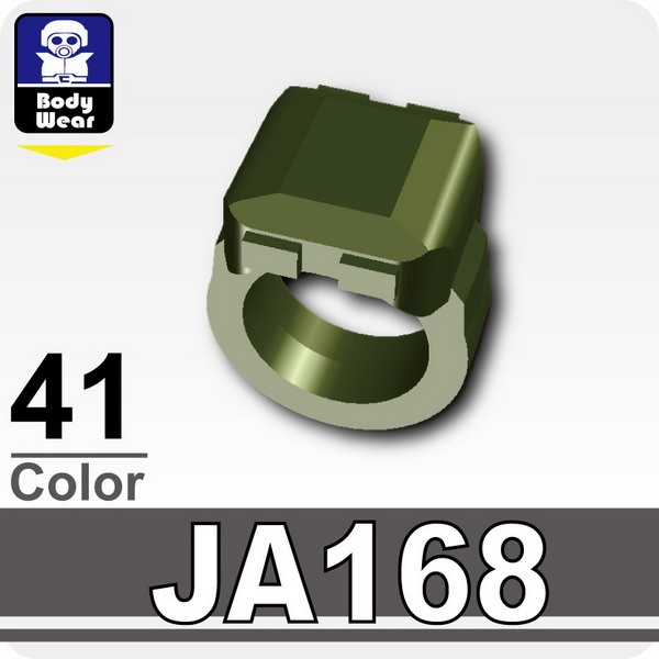 Tank Green_Watch(JA-168)