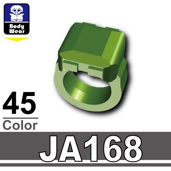 Iron Green_Watch(JA-168)