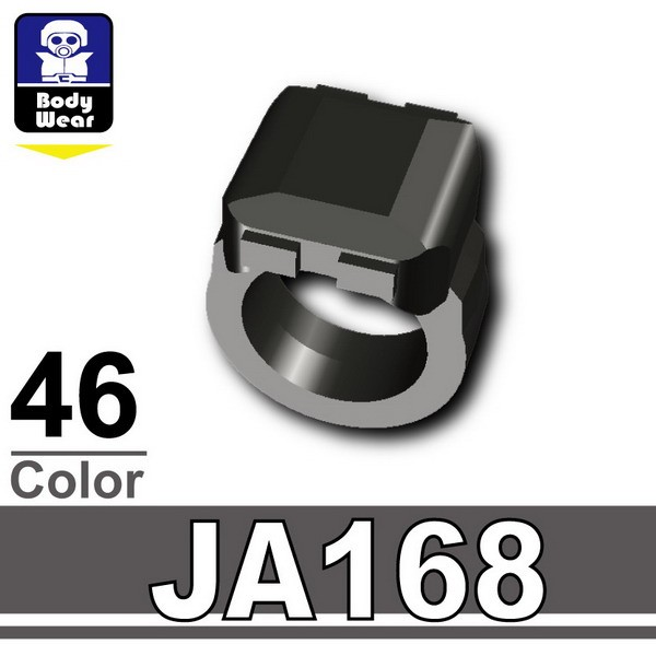 Pearl Dark Black_Watch(JA-168)
