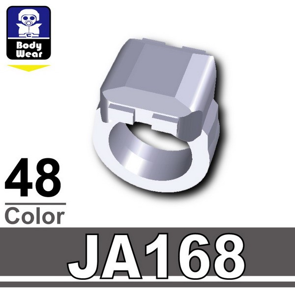 Light Silver_Watch(JA-168)